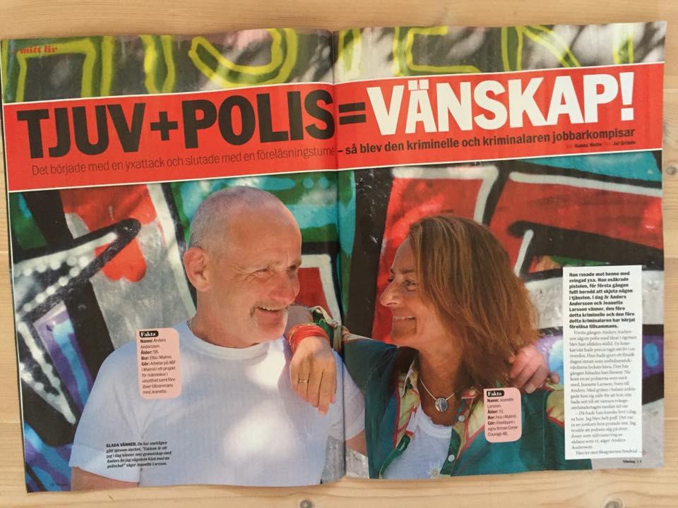 Reportage Aftonbladet Söndag, den 17 juli 2016 - 1