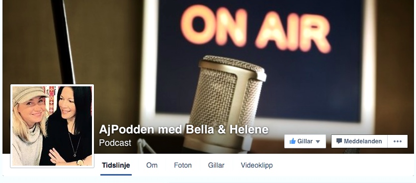 AjPodden med Bella och Helene. Intervju med Jeanette Larsson, Carpe Courage AB om Härskartekniker
