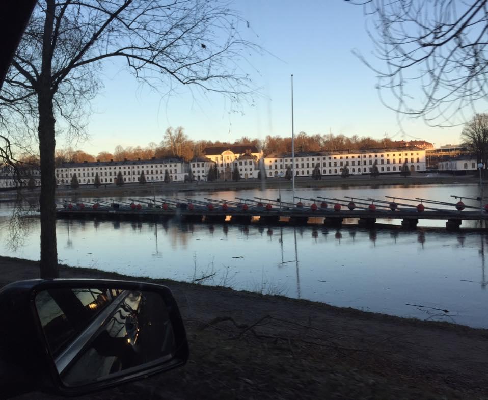 2016-12-06, Försvarsmakten, Karlberg, Stockholm