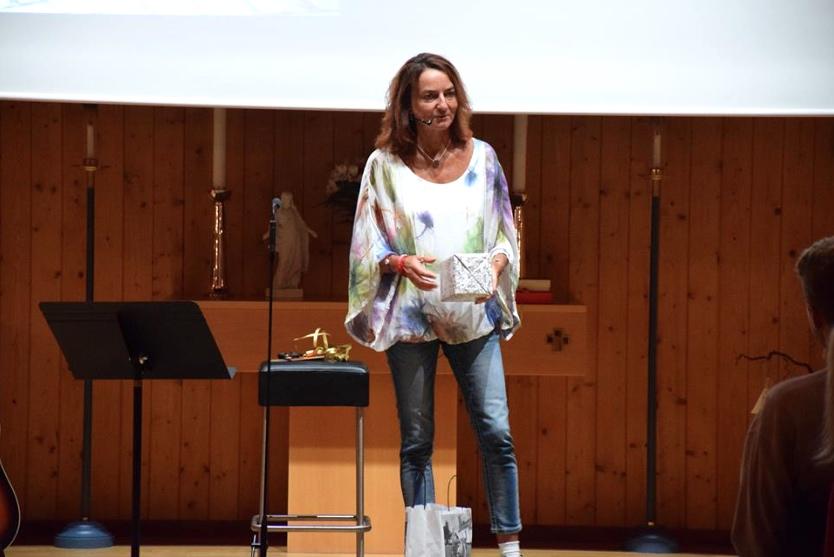 2017-10-26, Nättraby Hasslö Församling. FB-inlägg från arrangören. Jeanette Larsson