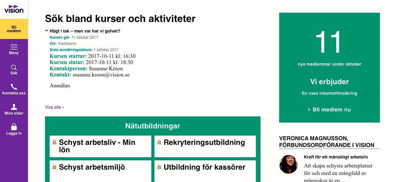 2017-10-11, VISION i Karlshamn