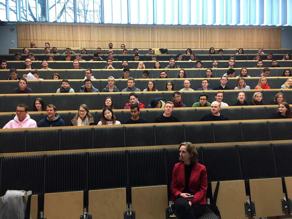 2018-01-10, Lunds Universitet, LTH, V-huset