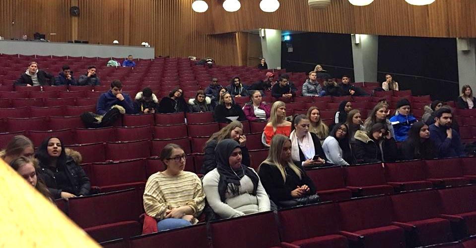 2018-03-20, Thorén Business School, Nationernas Hus i Linköping. Publik.