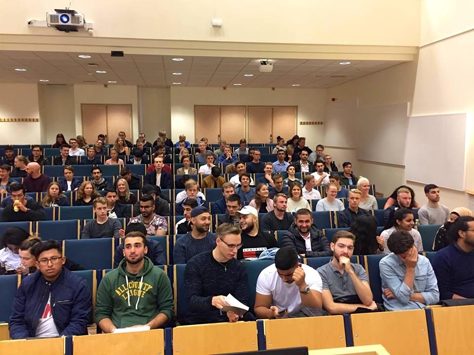 2018-08-31, Lunds Universitet, LTH.